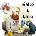 Salto & Ubba koop boek
