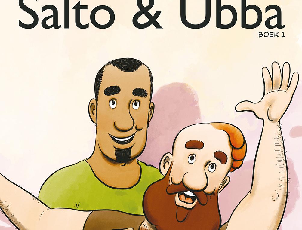 Lees meer over het artikel Salto & Ubba Boek 1 in de webshop