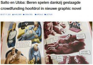 Lees meer over het artikel Salto & Ubba in het zonnetje
