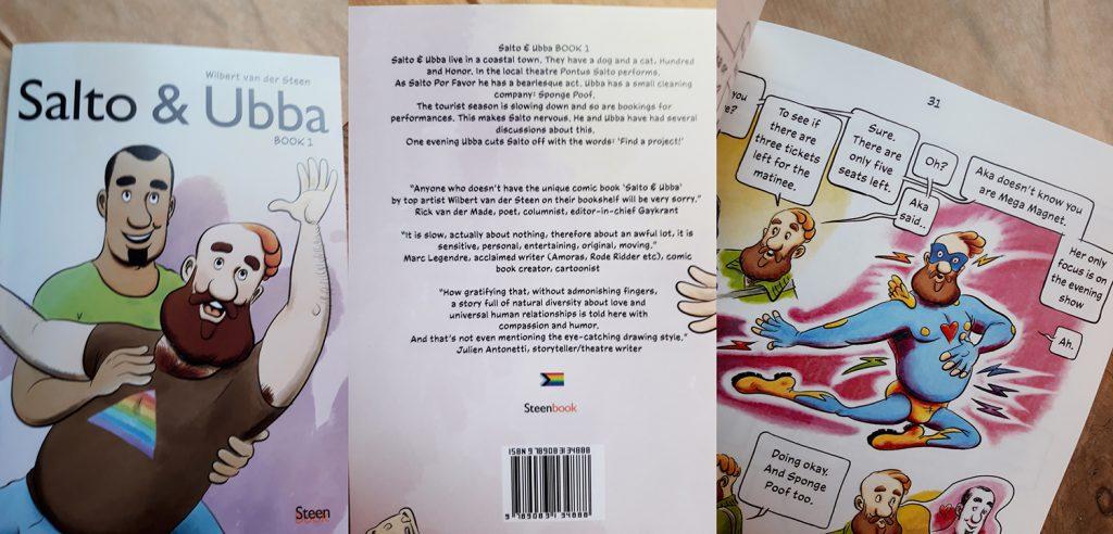 Order English Salto & Ubba Book 1 Print On Demand at American Book Centre